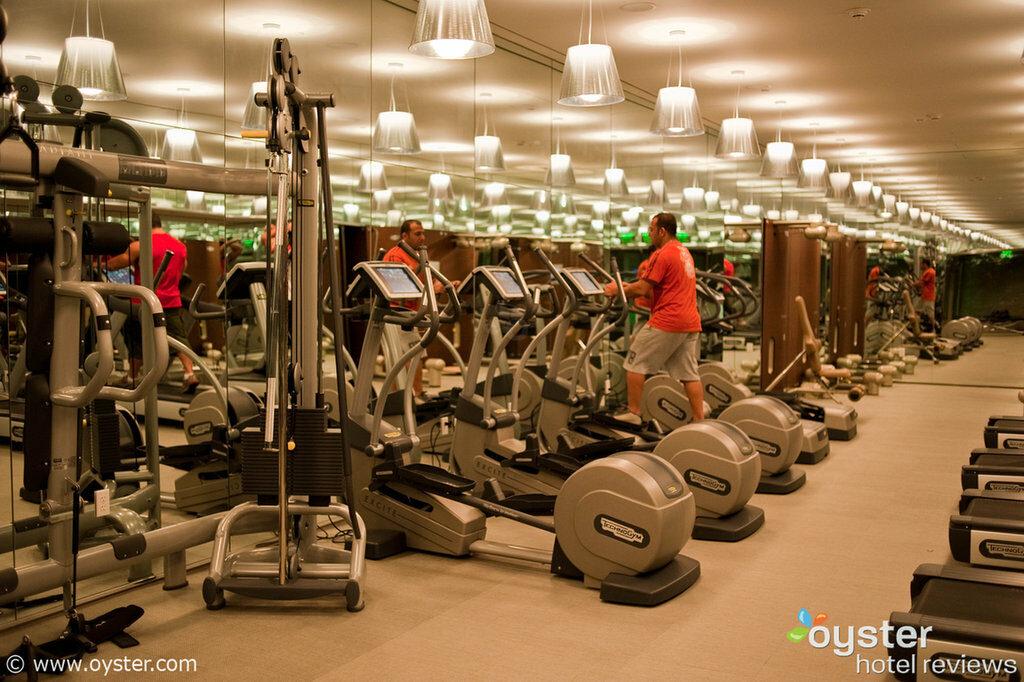 Academia de ginástica, SLS Hotel Beverly Hills