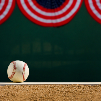 Take me out to the ball game! cmannphoto/iStockPhoto