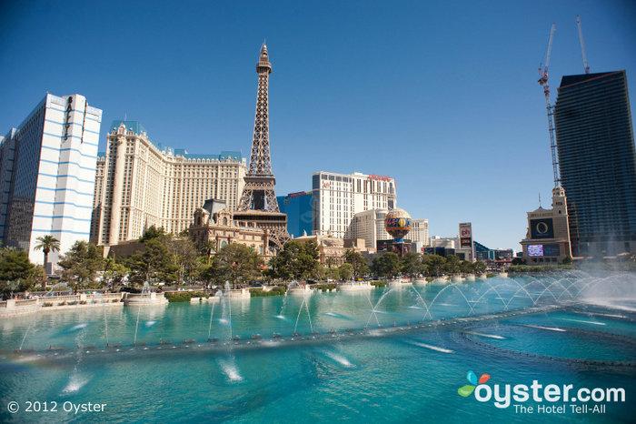 In questa città del deserto, la maggior parte dei visitatori non deve giocare d'azzardo con il tempo, quindi può concentrarsi invece sul gioco d'azzardo.
