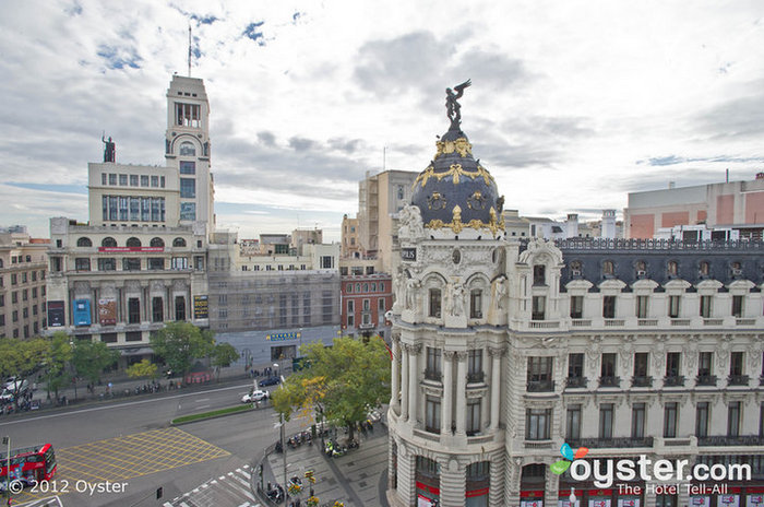 Spain hasn't been hit by a hurricane since 1842, and inland Madrid is even safer than Spain's coastal cities.