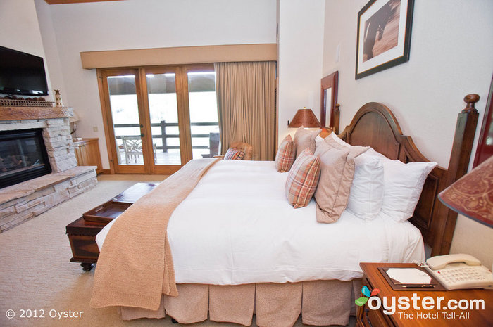 Room decor has an upscale, mountain-y vibe and many rooms include balconies.The spa at the lodge is top-notch, and features numerous signature treatments.