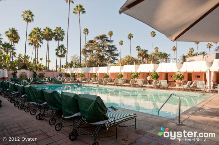 The Beverly Hills Hotel is known as L.A.'s