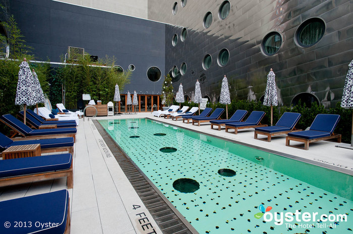 Pool at the Dream Downtown
