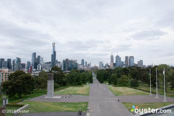 Choosing between artsy Melbourne, seen here, and beach-y Sydney isn't easy.