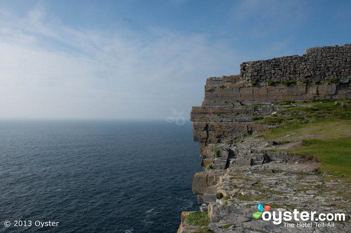 Forte di Dun Aengus su Inishmore, Irlanda