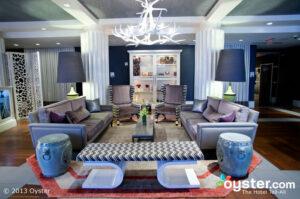 Lobby at the W Atlanta - Buckhead