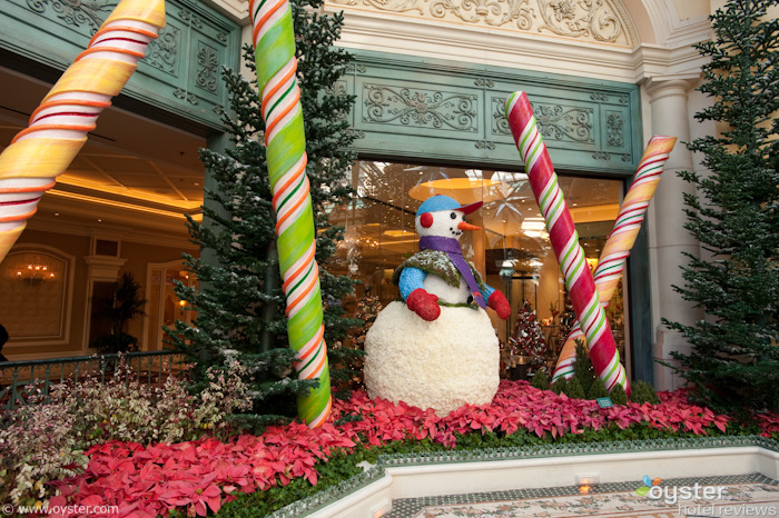 Christmas Has Arrived In Las Vegas Oyster Com