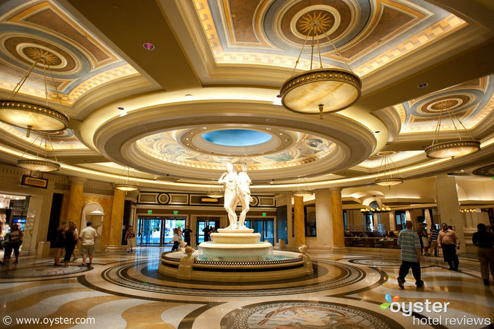 Caesars Palace played a major role in The Hangover, released on DVD and Blu-Ray today
