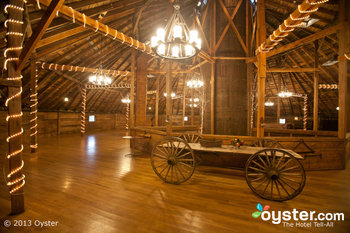 The Inn at the Round Barn Farm is one of the most romantic spots in Vermont.