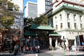 A Chinatown de São Francisco está pronta para celebrar o Festival da Primavera.