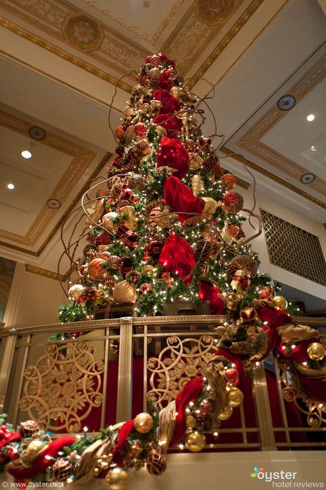 La hall del Waldorf Astoria