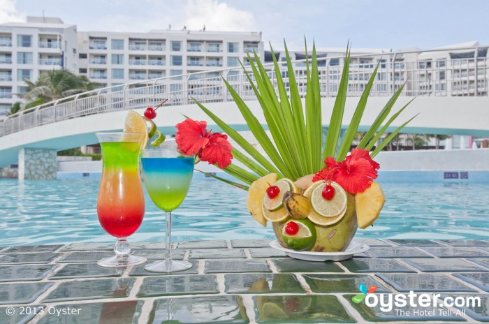 Poolside lounging has never looked so good!