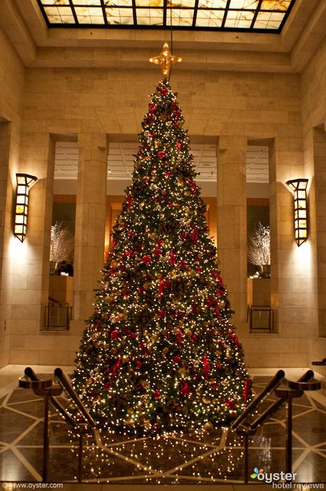 Lobby al Four Seasons di New York