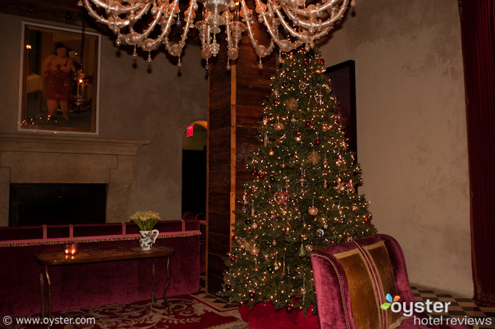 Lobby al Gramercy Park Hotel