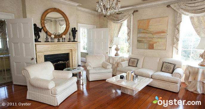 O apartamento na casa de jasmim Inn, Charleston, SC