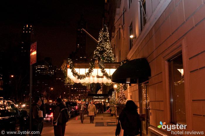 Esterno al Ritz-Carlton New York Central Park