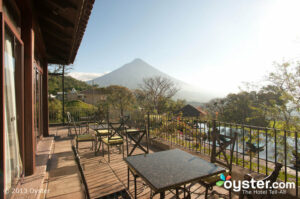 Lounge at the La Reunion Golf Resort & Residences
