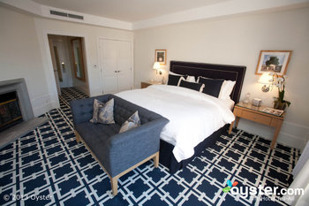The Garden Court Hotel in Palo Alto offers hypo-allergenic pillows and bedding upon request.