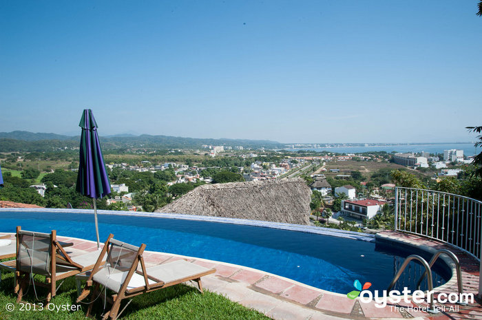 Villa Bella is a charming little B&B boasting extraordinary views of both Banderas Bay and Sierra Madre mountains.