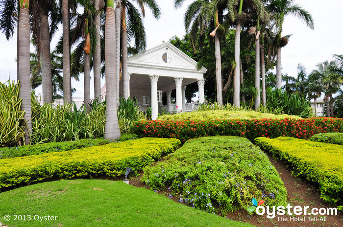 The luxurious Half Moon resort in Montego Bay has been a favorite of royals for decades.