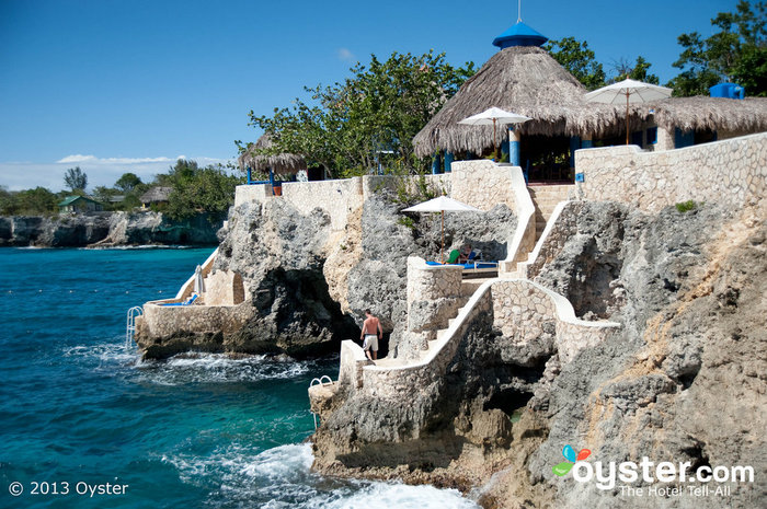 The Caves offers a unique, eco-friendly atmosphere and is one of the best all-inclusives in Jamaica.