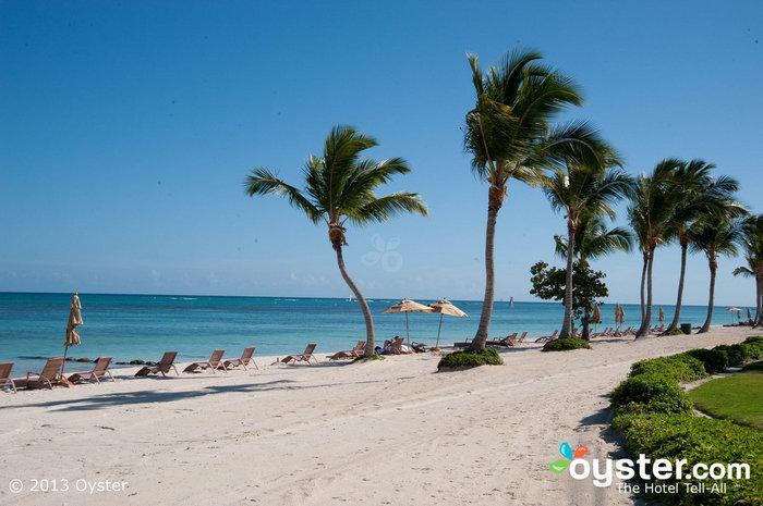 Con solo 30 camere e un servizio impeccabile, Tortuga Bay si sente come un country club di lusso.