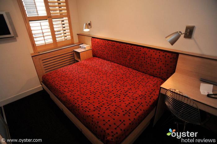 Doppel-Pod-Zimmer im Pod Hotel