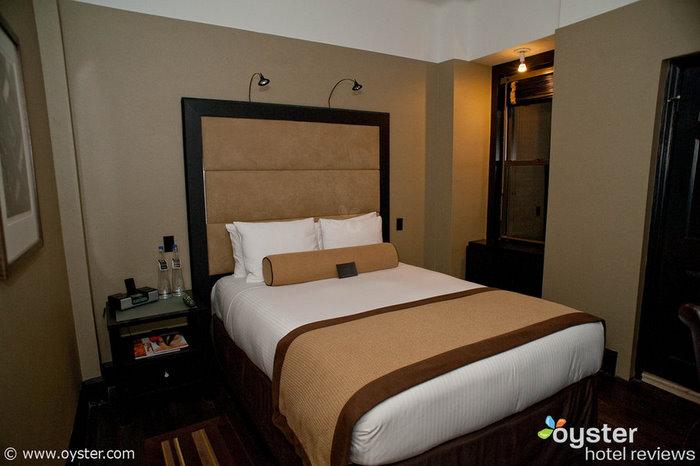 Das Chambre Petite Zimmer im Mansfield Hotel