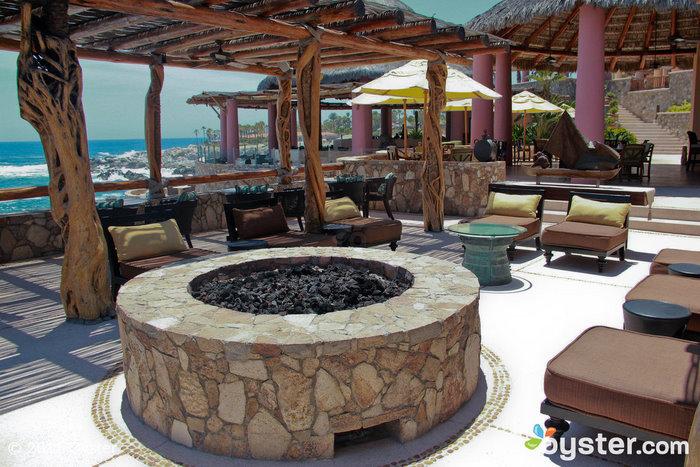 La Palapa Speisen im Freien im Esperanza Resort