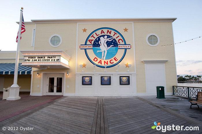 Atlantic Dance ist ein 21-und-up-Club mit Late-Night-Partys.