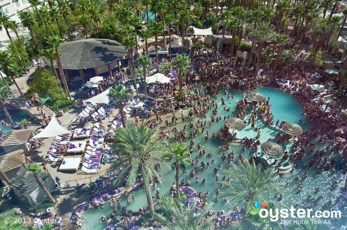 Sunday Rehab Pool Party at the Hard Rock Hotel & Casino