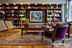 Legado Mitico is a charming, 11-room boutique in bustling Buenos AIres.