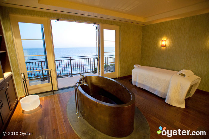 Spa at Terranea Resort, Rancho Palos Verdes, California