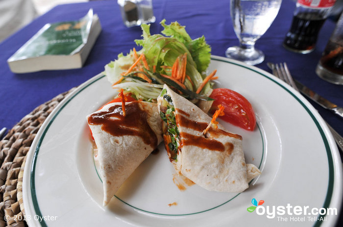 Good and good for you, Round Hill has some of the best grub in Jamaica