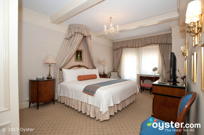 The Piano Suite at Hotel Elysee