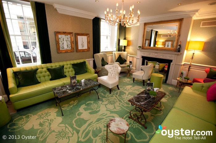 PJ Lounge at the Dukes Hotel