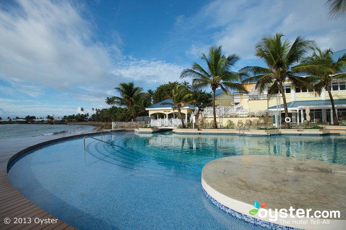 The Pool at the Magdalena Grand