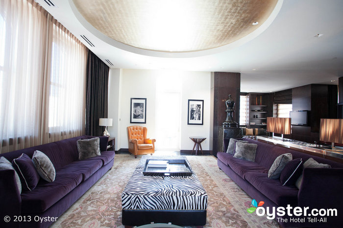 The Penthouse Suite at The Joule