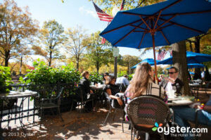 Cafe Du Parc at The Willard Intercontinental