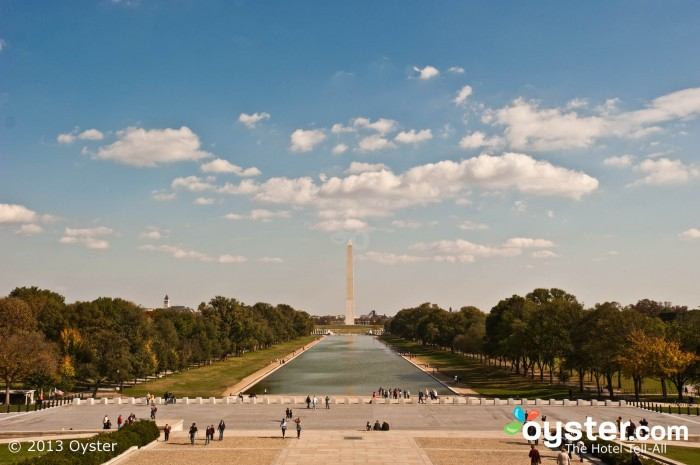 The National Mall is an easy way to see the best of D.C.