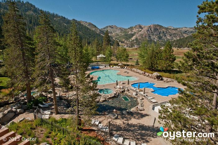 El Resort en Squaw Creek, Lake Tahoe, California