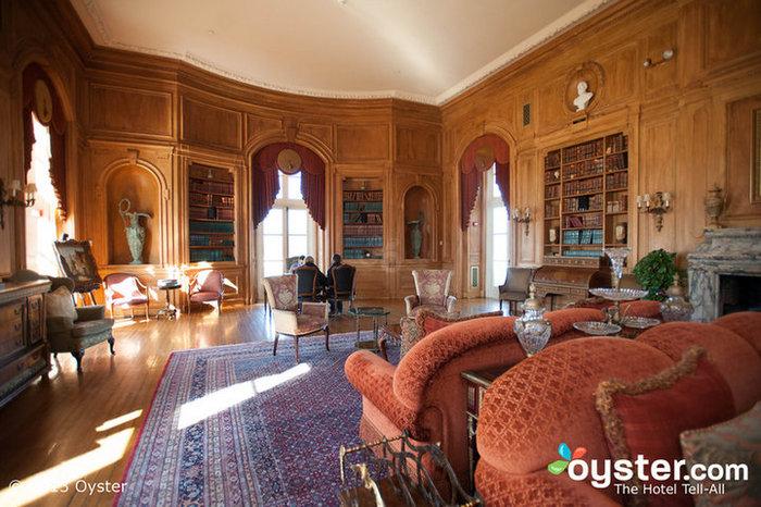 Oheka Castle Hotle & Estate, Long Island, NY