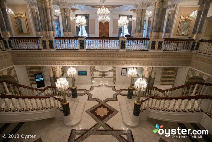Ciragan Palace Kempinski, Istanbul
