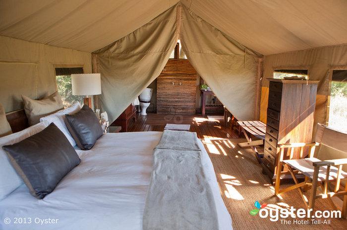 &Beyond Nxabega Okavango Tented Camp