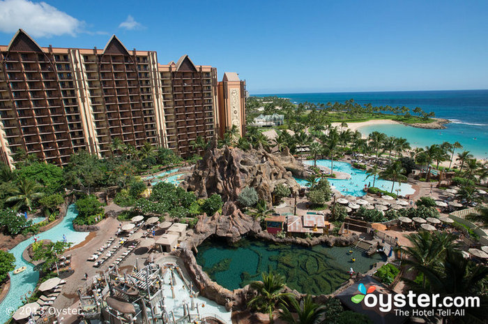 Aulani, un Disney Resort & Spa, Oahu
