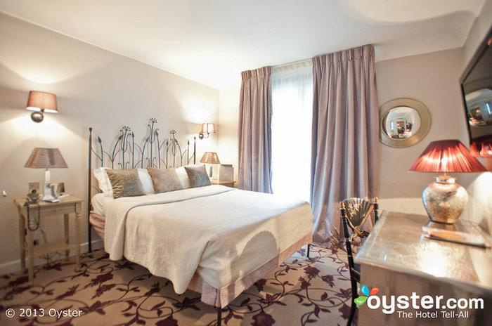 Junior Suite at the Hotel Mathis Elysees Matignon