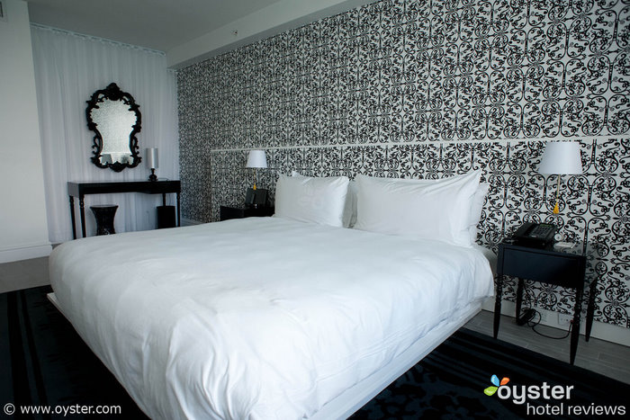 The Bay View Suite at Mondrian South Beach