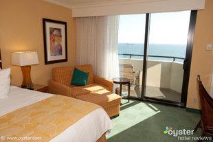 Colts: The Marriott Harbor Beach Resort
