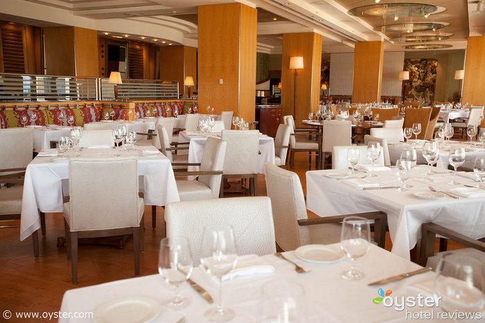 3030 Ocean restaurant at the Marriott Harbor Beach Resort and Spa