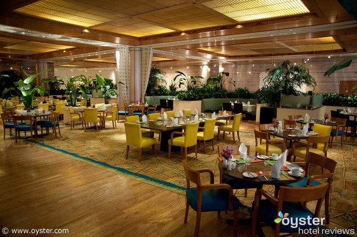 Indigo Restaurant and Bar at the Intercontinental Miami